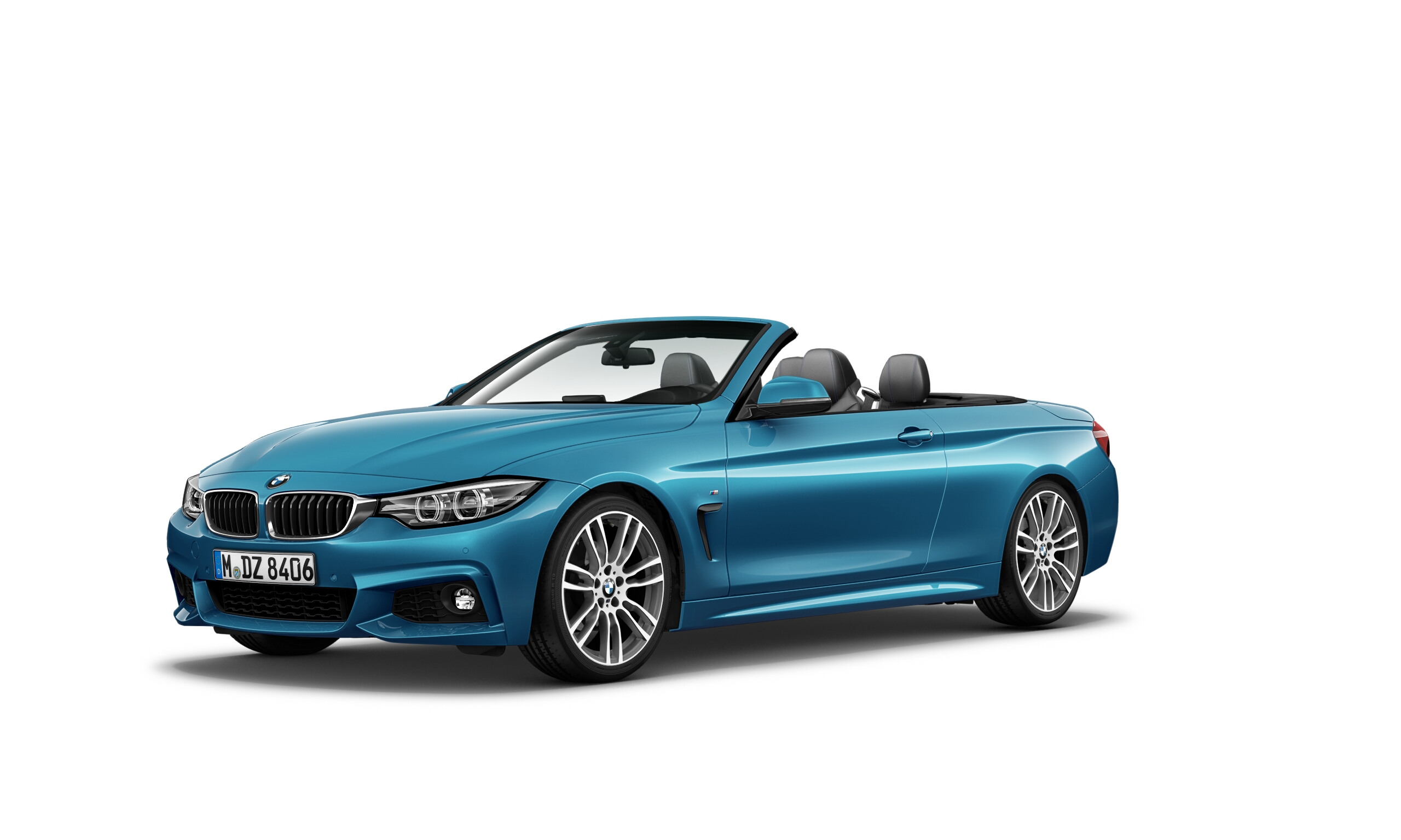 BMW 4 Series Convertible (2017) M Sport